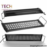 Akvaarion kansi Led Light Fish Tank Akvaario Lampun Usa Beamswork Led400 80Cm 78Led 100-240V Marine