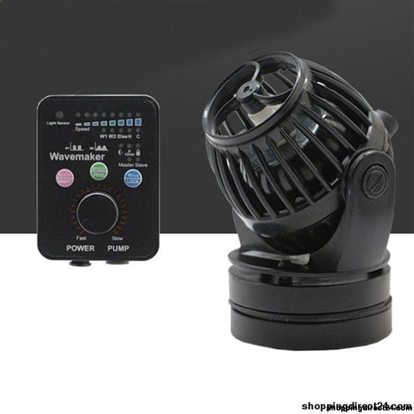 Jebao 110 ~ 240V Rw-4 Rw-8 Rw-15 Rw-20 Aquarium Wave Maker Propeller Wireless Control Master / slave