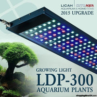 Licah Aquarium Plant Led Light LDP-300 Shpping gratuito