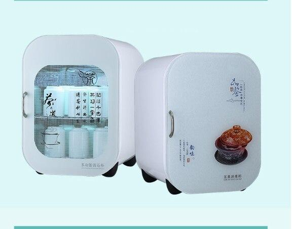 22L Cup Disinfection Cabinet Bake Dishwasher Bottle Towel Toothbrush Mobile Phone Uv Sterilization