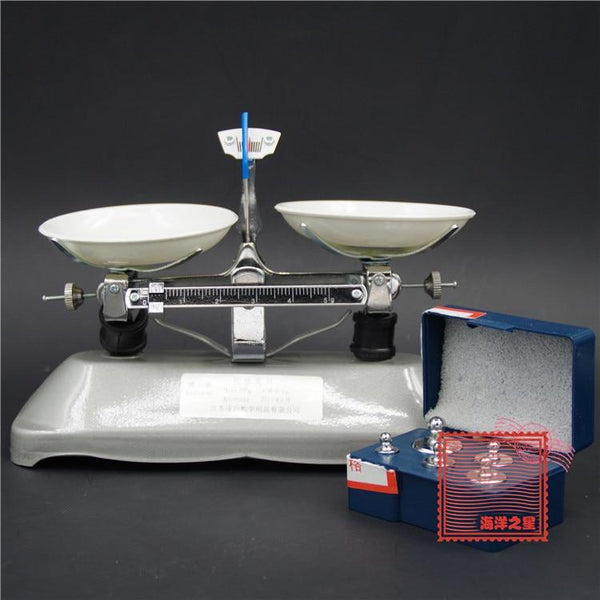 Tray Balance With The Of 100 G Drug Testing Equipment Chemical Laboratory