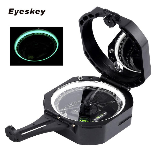 Eyeskey Professional Geological Compass Lightweight Military Outdoor Survival Camping Equipment