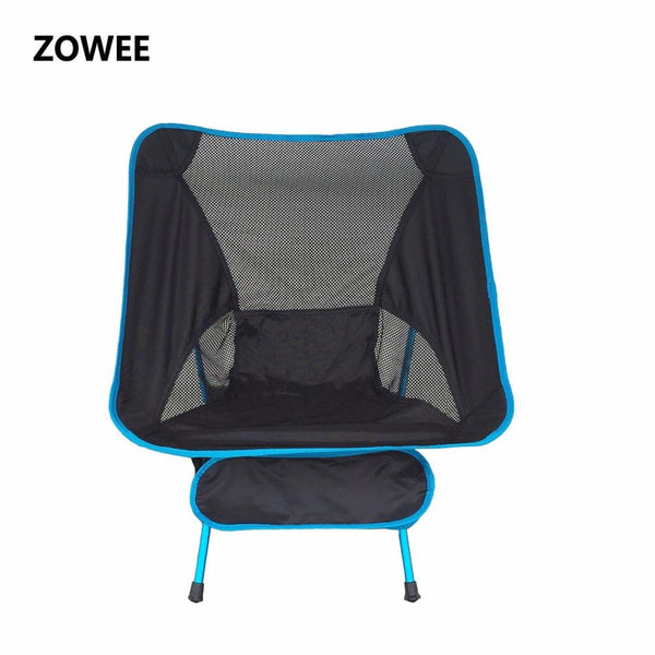 Outdoor Camping Fishing Folding Chair For Picnic Fishing Chairs Folded Garden Beach Travelling