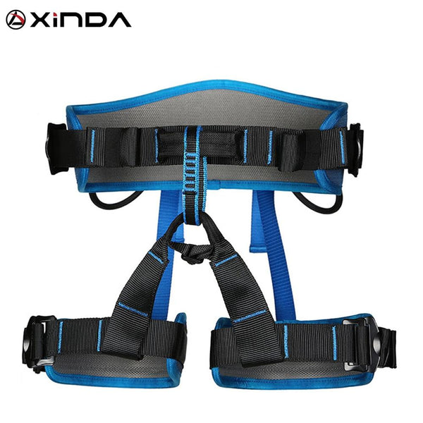 Xinda Camping Safety Belt Rock Climbing Outdoor Expand Training Half Body Harness Protective