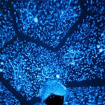 Celestial Star Astro Sky Cosmos Night Light Projector Lamp Starry Bedroom Romantic