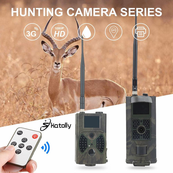 Skatolly Hunting Camera Hc300M Hc700G Hc800M 3G Gsm 1080P Photo Traps Infrared Night Vision