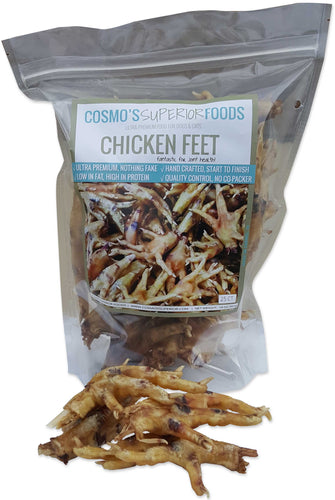 18 ct. Cosmo's Chicken Feet