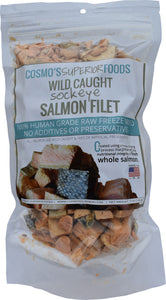 Cosmo's Wild Caught Sockeye Salmon 5 oz.