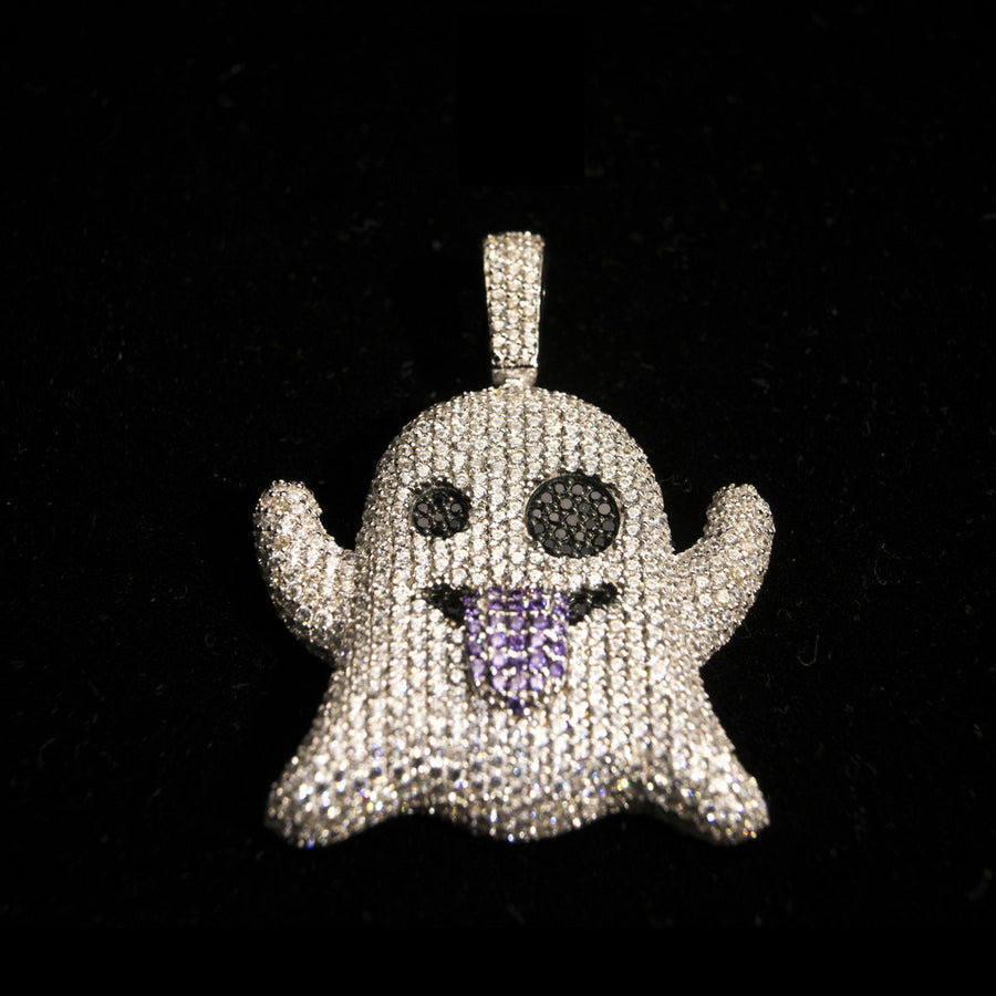 18K Gold, Ghost Emoji