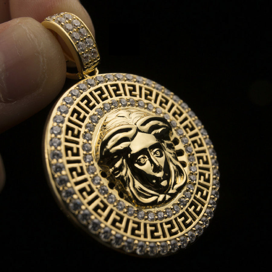 18K Gold, Versace - zediced
