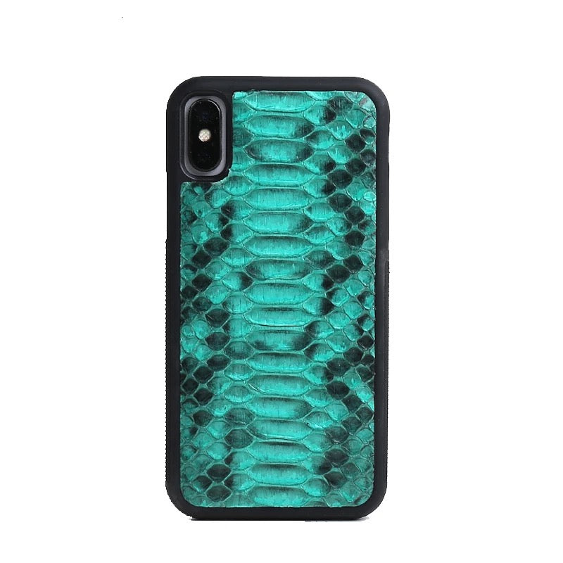 Emerald Hive Python iPhone Case - zediced
