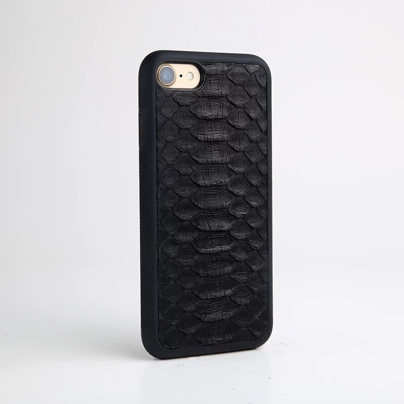 Classic Tone Python iPhone Case