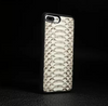 Natural White Python iPhone Case - zediced