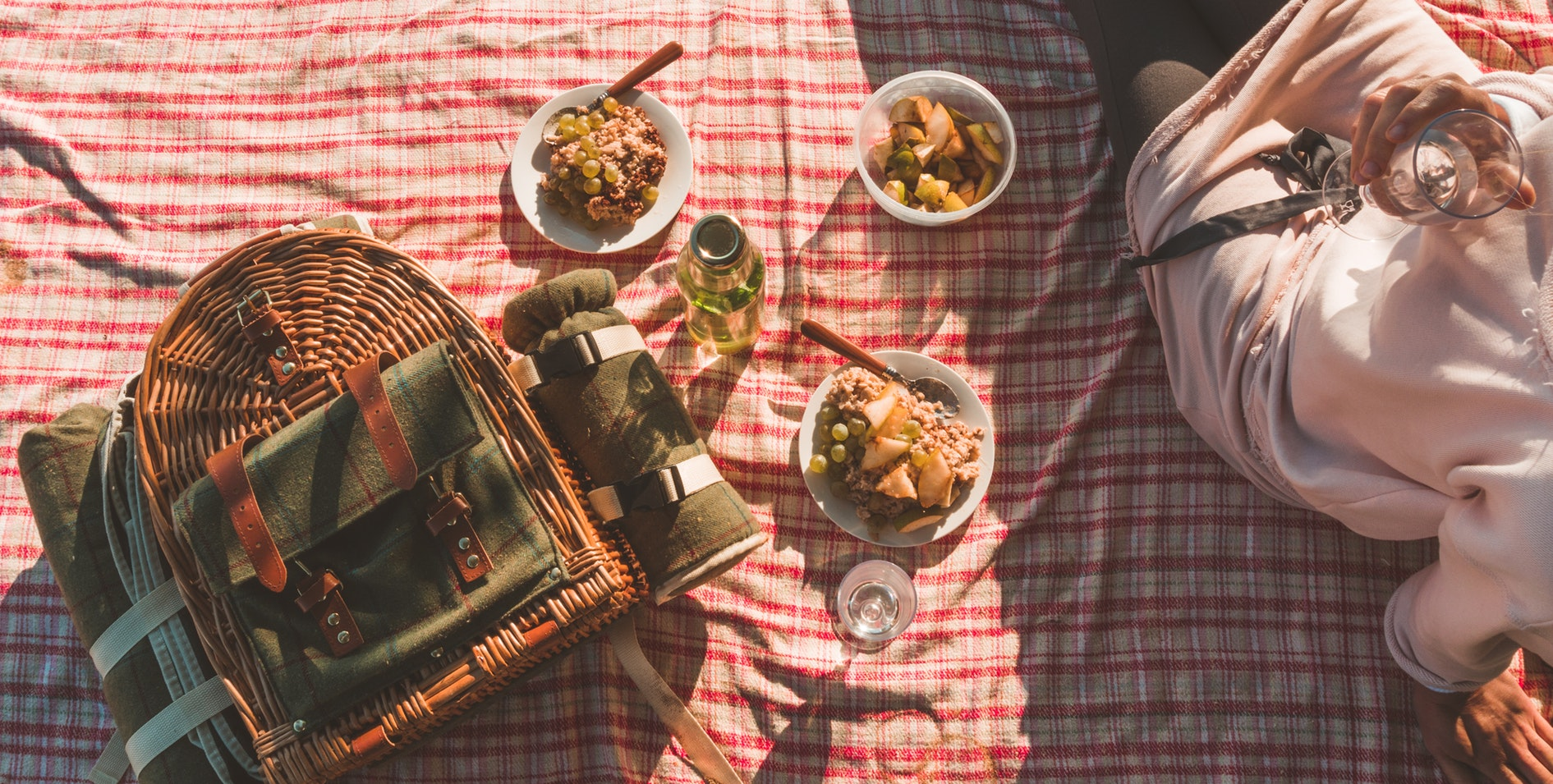 Four ways to eat local on your next picnic