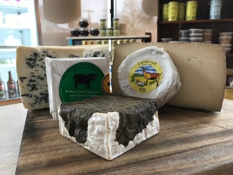 Cheese from Nickel City Cheese and Mercantile