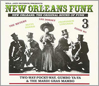 Various Artists - Soul Jazz Presents: New Orleans Funk Vol.3 (Double LP)