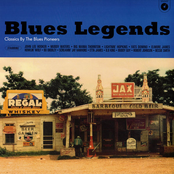 Various Artists - Blues Legends