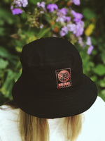 Holiday Records Bucket Hat