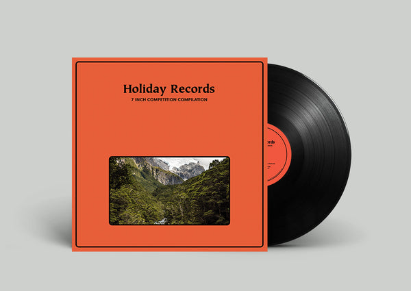 Holiday Records 7 Inch Compilation — Various Artists