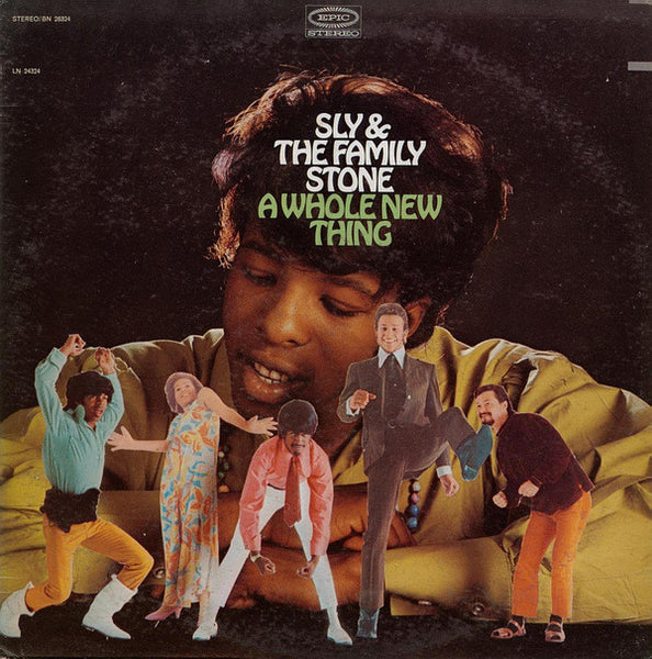 Sly & The Family Stone - Whole New Thing