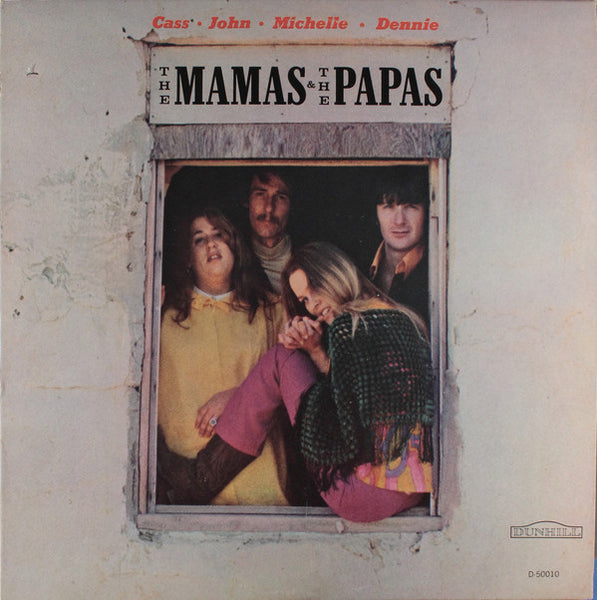 The Mamas and the Papas - The Mamas and the Papas