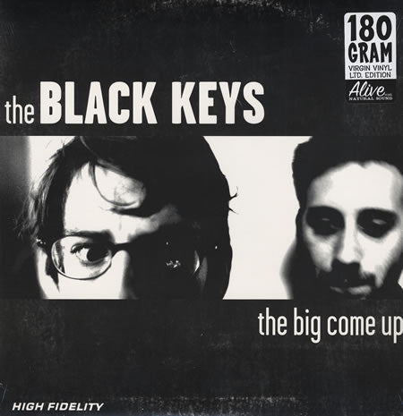 The Black Keys - The Big Come Up (180gm)