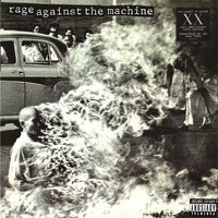 Rage Against the Machine - Rage Against the Machine XX (20th Anniversary)