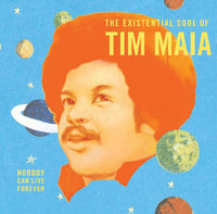 Tim Maia - Nobody Can Live Forever (Double LP)