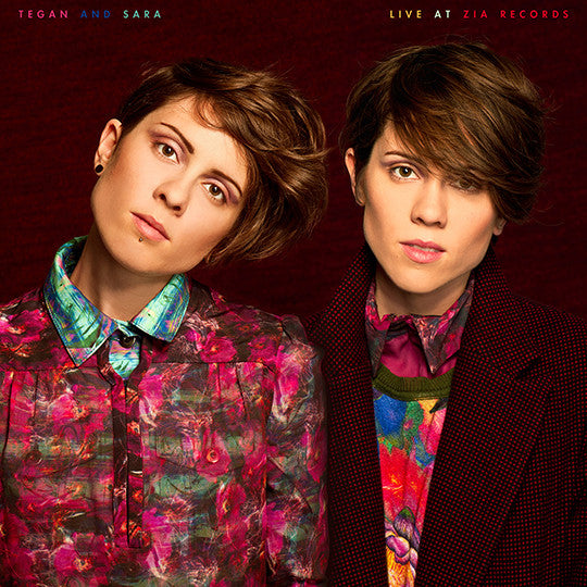 Tegan and Sara - Live at Zia Records
