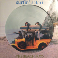 The Beach Boys - Surfin Safari + Candix Recordings (Picture Disc)