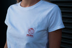 Women's Logo T-shirt –– White
