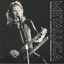 Metallica - Live at Woodstock 1994 (Double LP)