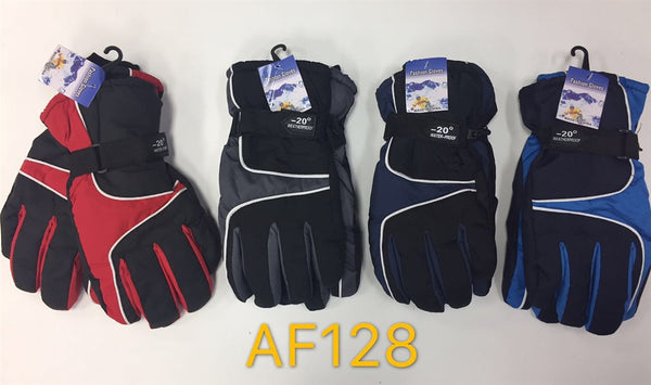 Heavy Weight Ski Sport Gloves AF128 - OPT FASHION WHOLESALE