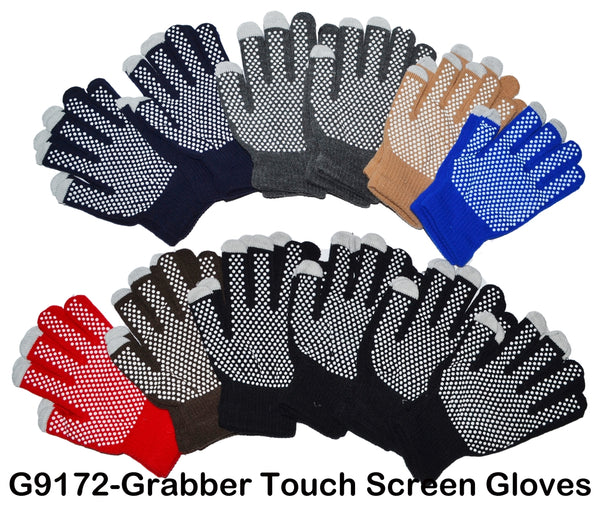Wholesale iPhone Touch Screen Non-Slip Grabber Palms Gloves G9172