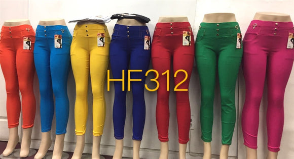 NYC Wholesale Yoga Gym Sports Leggings Pants, HF312 - OPT FASHION WHOLESALE