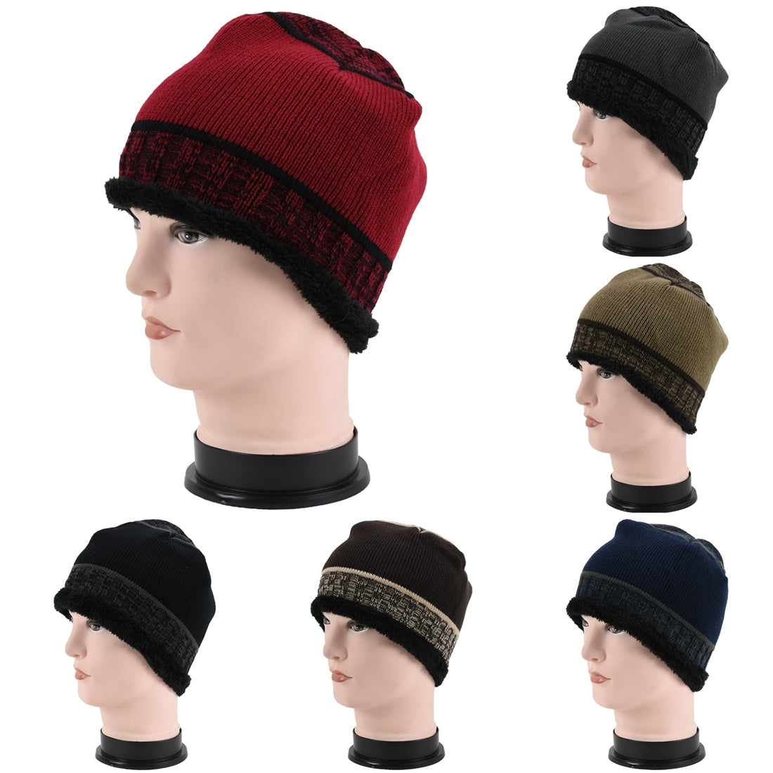 Wholesale Winter Knit Beanie Hats NYC Wholesaler – OPT FASHION WHOLESALE 0a5ca13275e