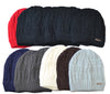 Wholesale Sport Knit Beanie Skully Hats W/Fleece Insulation AA906 - OPT FASHION WHOLESALE