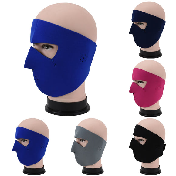 Copy of Wholesale Thermal Fleece Balaclava Hood Swat Face Mask Hats H53093 - OPT FASHION WHOLESALE