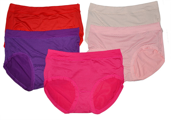 Wholesale Lady Cotton Panties, HF653