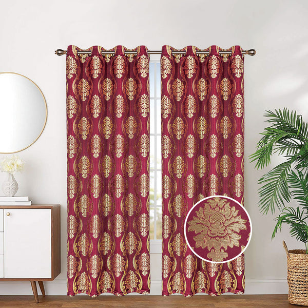 Lined And Interlined Grommet Top Window Curtain Panel, 81032 - OPT FASHION WHOLESALE