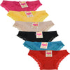 Wholesale Lady Panties W/Lace, U14106