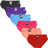 Wholesale Lady Panties W/Lace, U14161