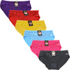 Wholesale Lady Panties W/Lace, U14164 - OPT FASHION WHOLESALE