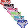 Wholesale Lady Panties W/Lace, U14195 - OPT FASHION WHOLESALE