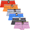 Wholesale Lady Shortie Panty Boyshorts, U14236