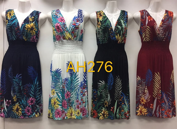 NYC Wholesale Fashion Dresses Summer Sundresses, AH276 - OPT FASHION WHOLESALE