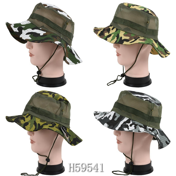 Wholesale Summer Sun Fishing Cap Hats H59541