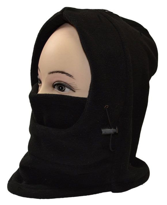 Wholesale Thermal Fleece Balaclava Hood Swat Windproof Face Mask 8359-AA936 - OPT FASHION WHOLESALE