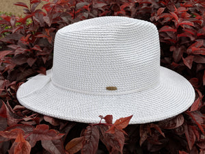 Shimmer & Shine, Panama Hat - White