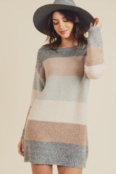 Sweater Dress Obsessed
